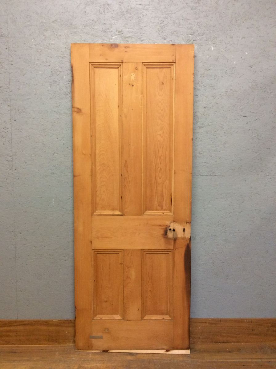 Prime Stripped 4 Panelled Door