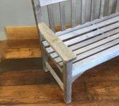 Teak Garden Bench R. A. Lister