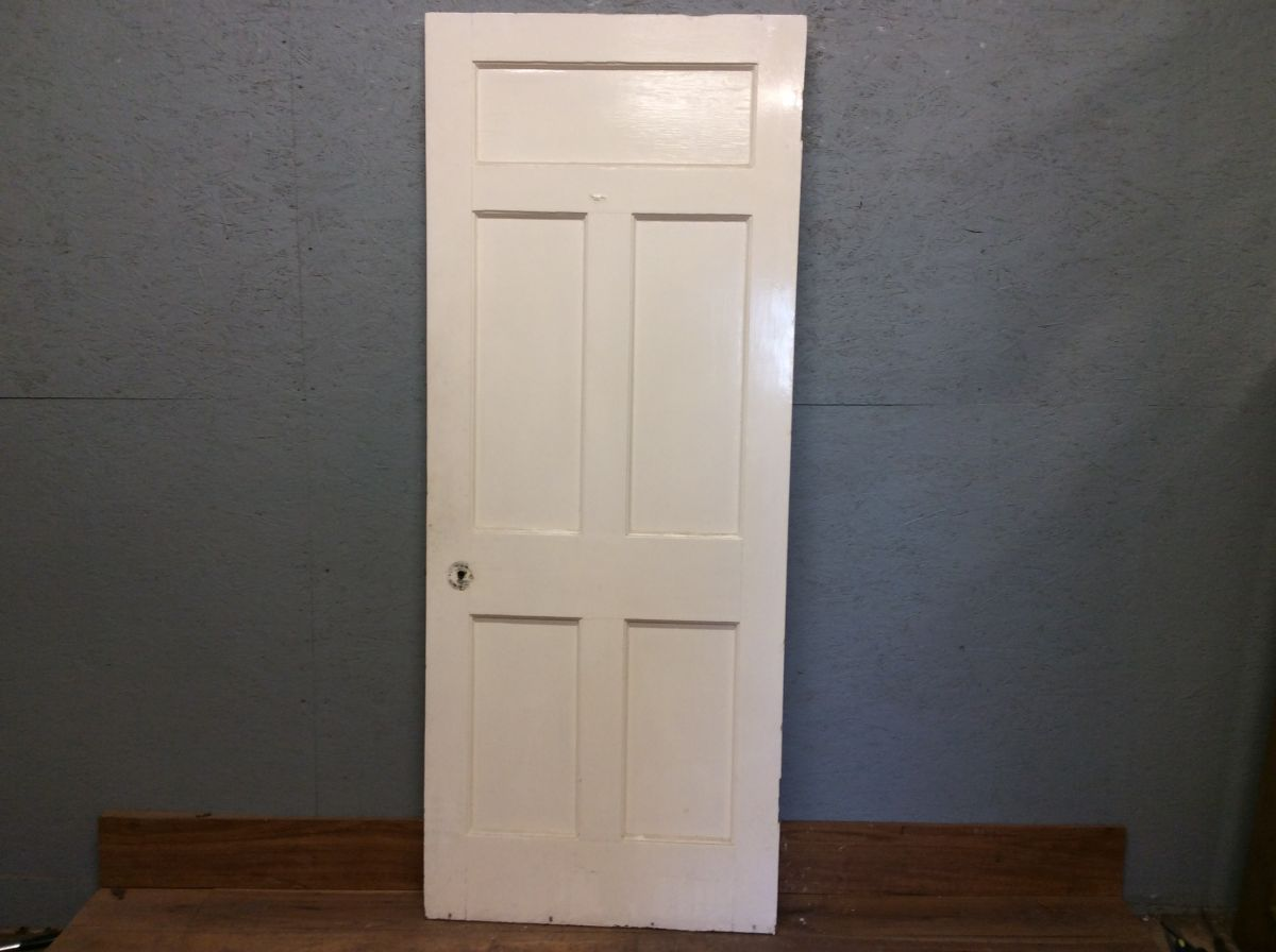 5 Panelled Painted Door