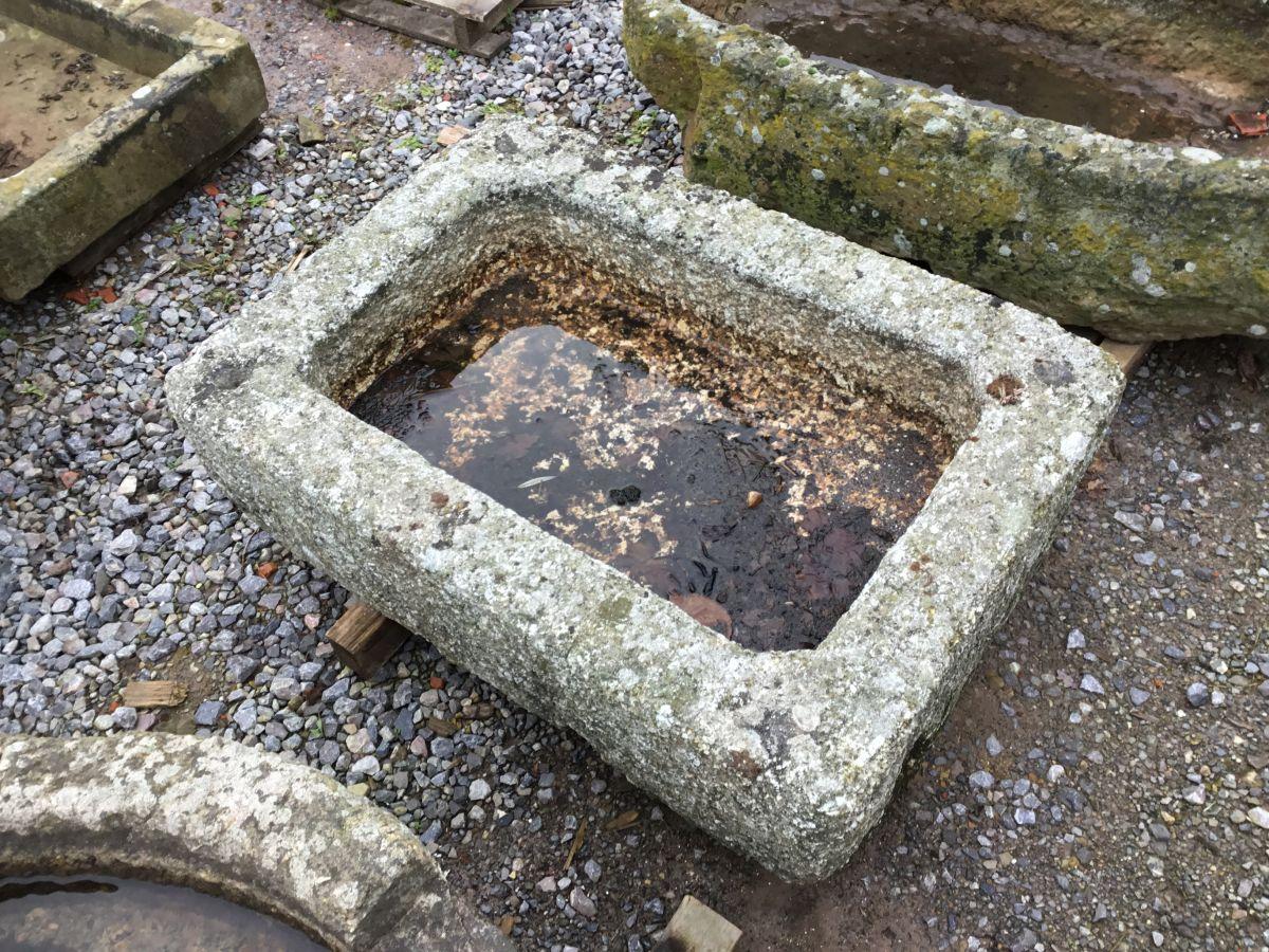 Cornish Granite Feature Trough