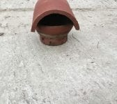 Reclaimed Hooded Chimney Cowl