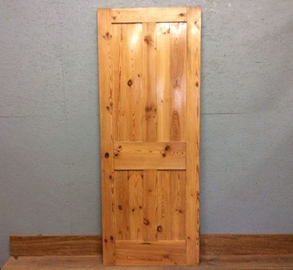 Smooth Glossed Four Panel Door