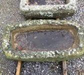 Reclaimed Garden Stone Trough