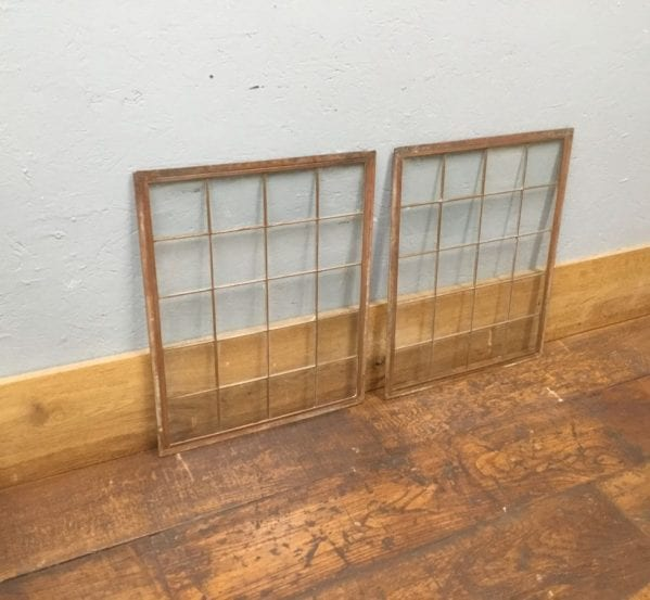 Copper Crittall Window