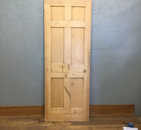 Stripped 6 Panel Pine Door