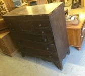 Large Georgian Chest of Drawers
