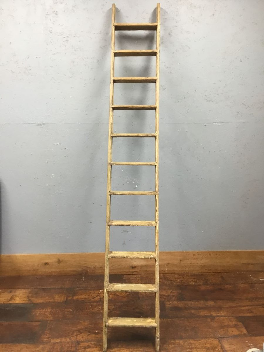 Traditional Reclaimed Ladder
