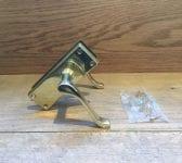 Polished Brass Door Handle Sets