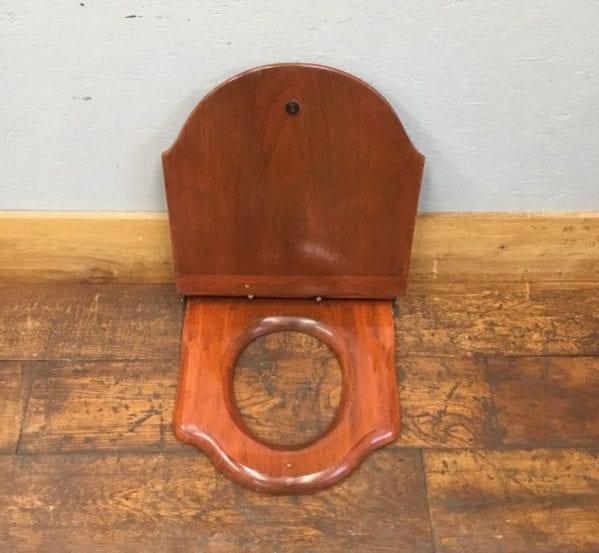 Victorian Toilet Seat