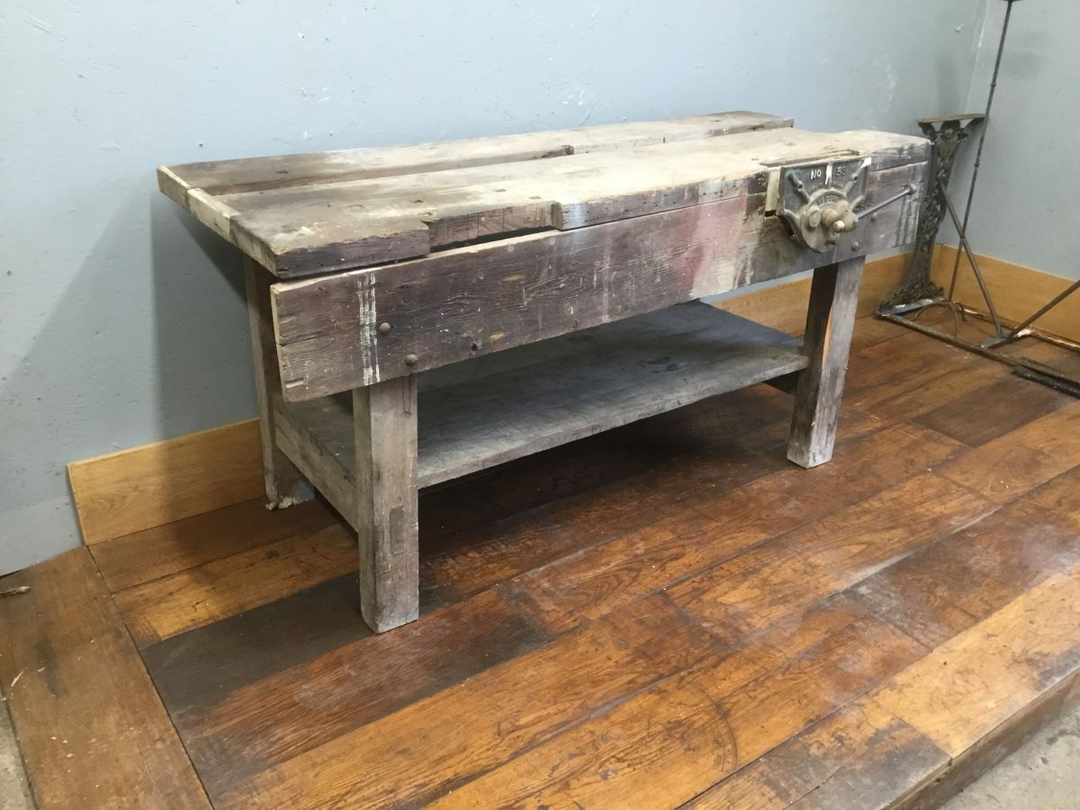 Carpenters Work Bench