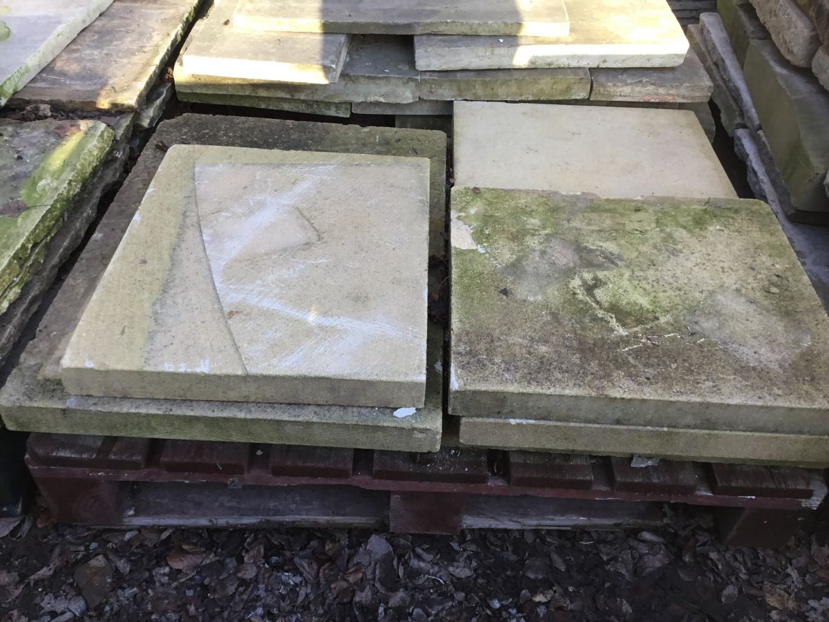 Reclaimed Reconstituted Stone