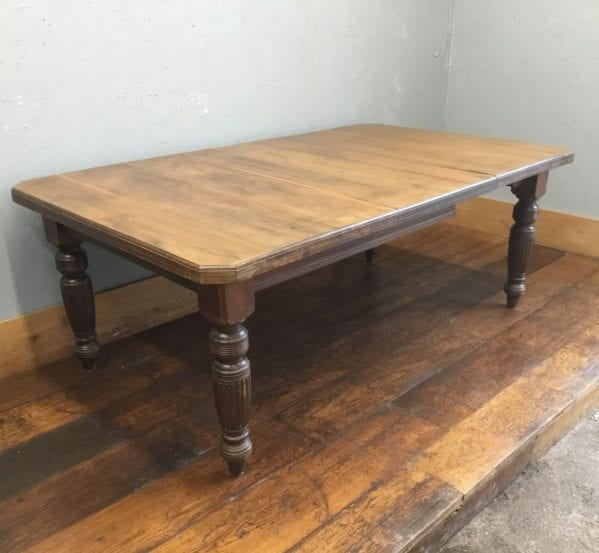 Reclaimed Oak Dinner Table