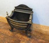 Reclaimed Refurbished Fire Basket