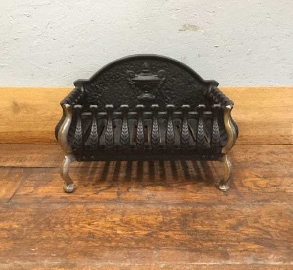 Fern Armed Fire Basket