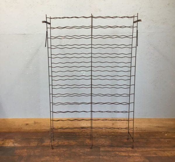 Metal Large Wine Rack