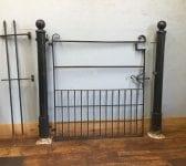 Single Estate Fencing Gate