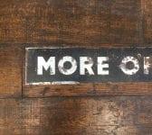 'More O'Ferrall LTD' Metal Sign