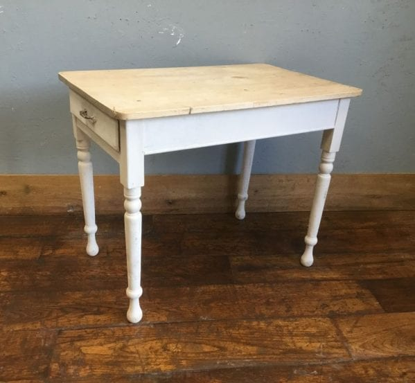 Small Kitchen Table With Drawer