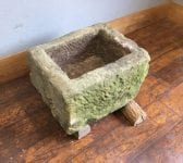 Small Reclaimed Stone Trough