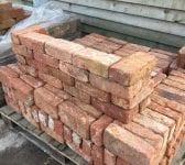 Reproduction Handmade Orange Brick