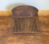 Large Initialled Fire Basket