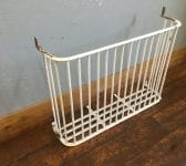 Iron Cage For Window Flower Box