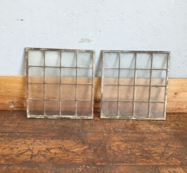 Copper Window Pair