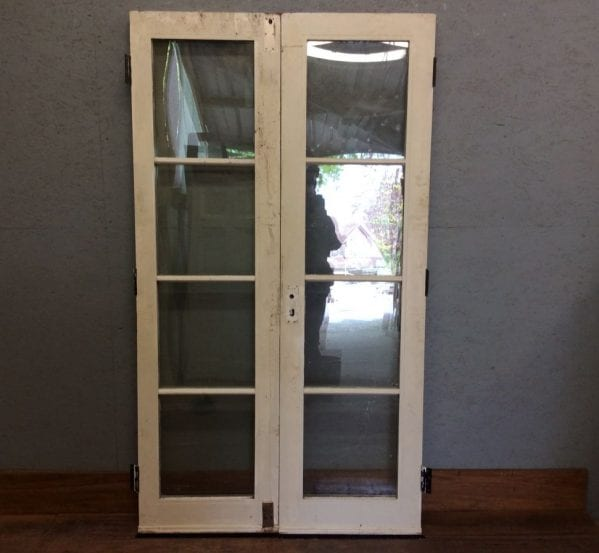 Hardwood Double Glazed French Doors