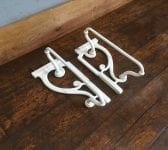 Towel Rail Sink Brackets