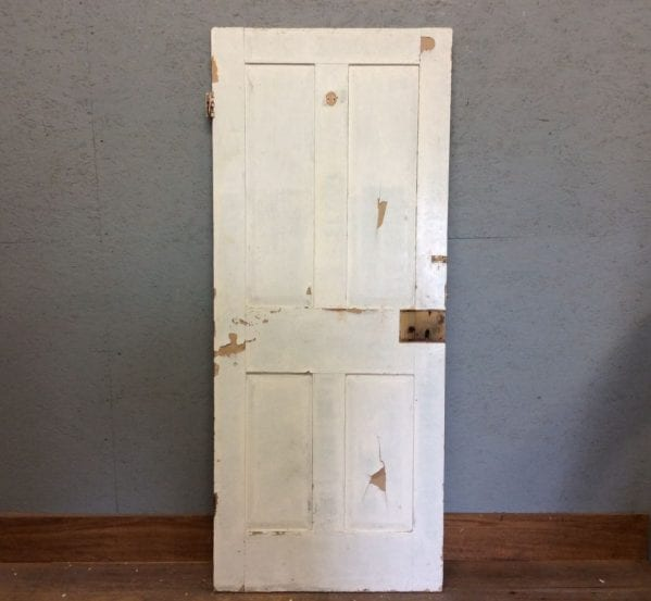 Light White 4 Panelled Door