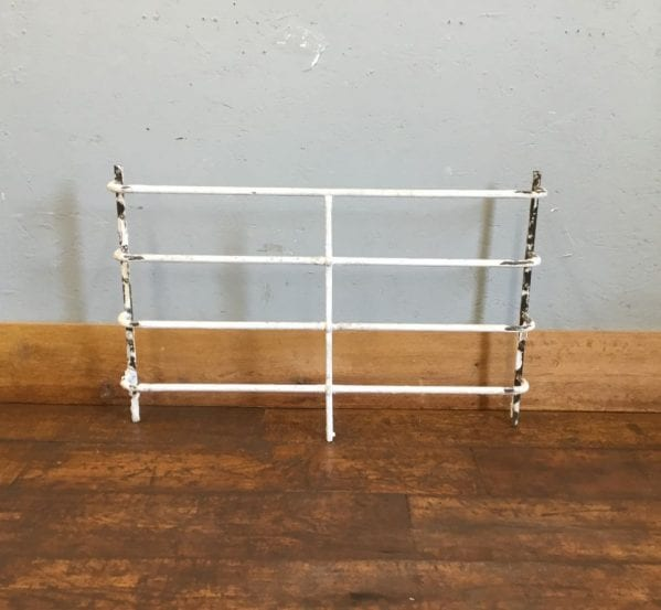 Iron Window Box Cages