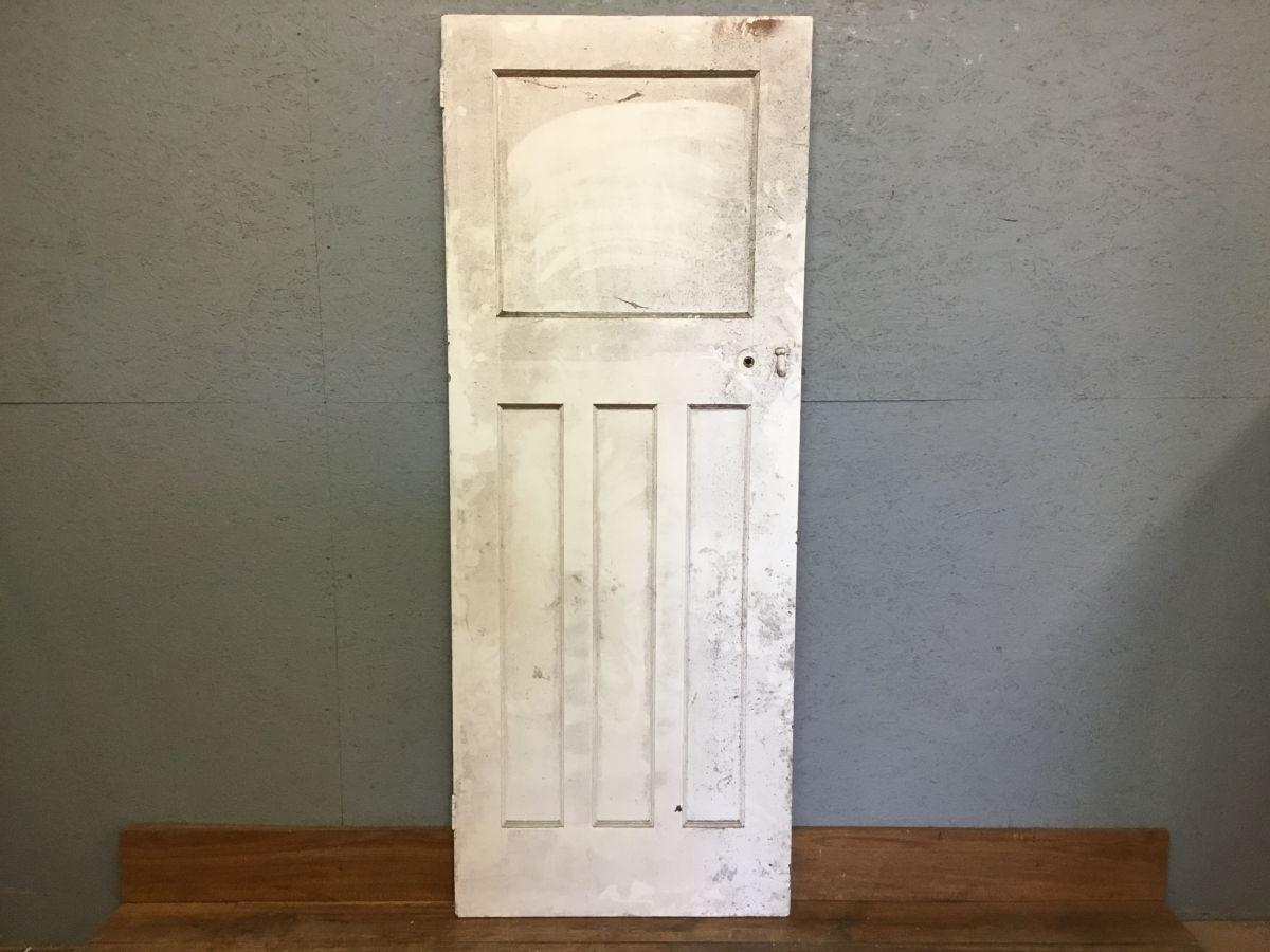 1 Over 3 Door White