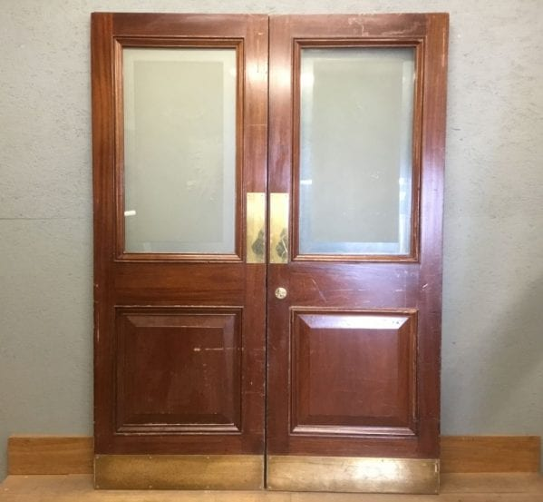 Auction House Oak Double Doors