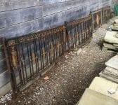 Set of Railings & Balustrades