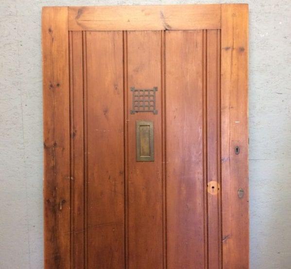 Mini Castle Pine Door