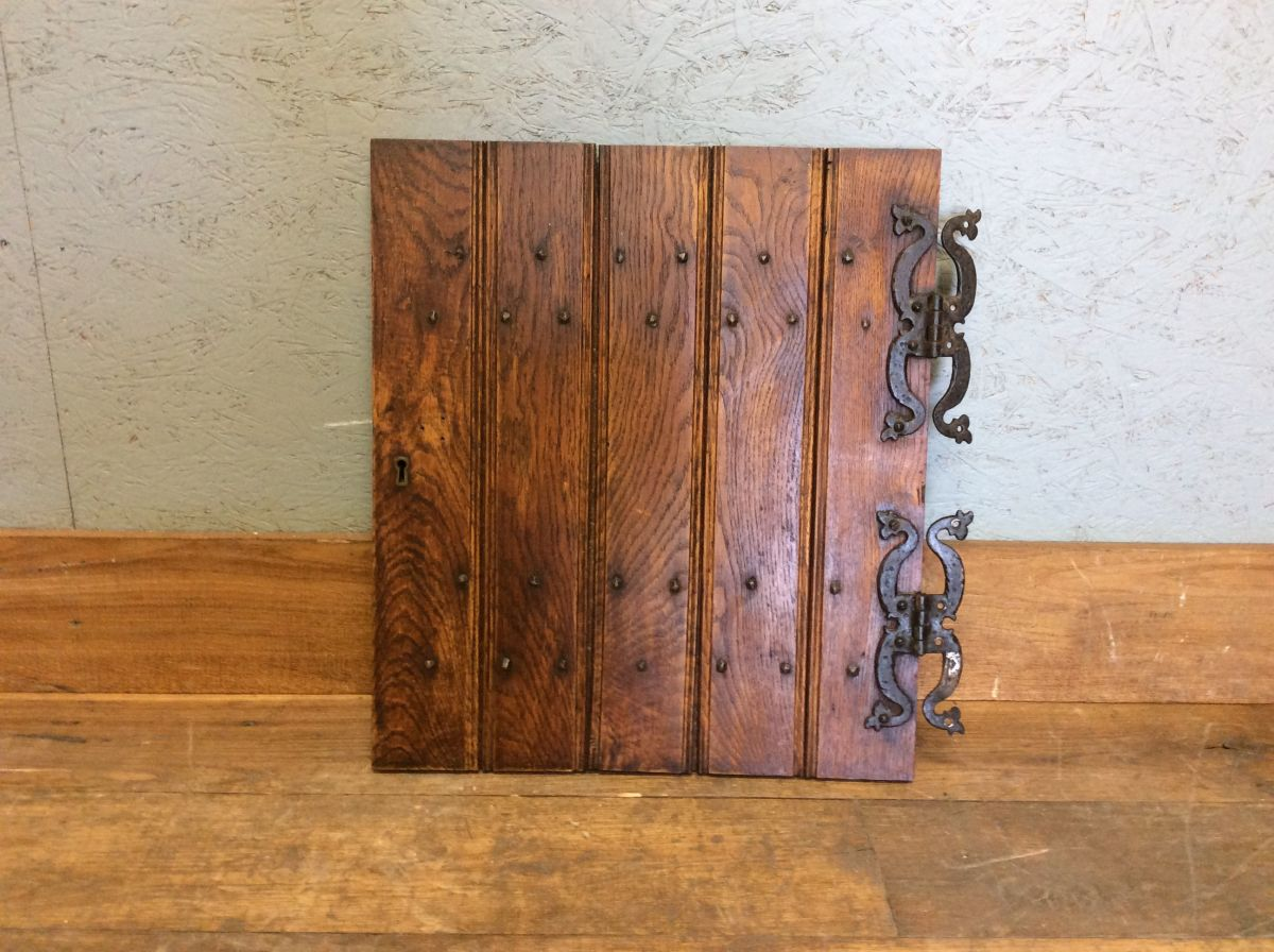 Oak L&B Cupboard door