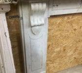 Large Marble Fire Surround