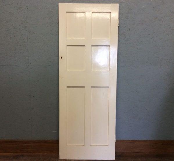 6 Panelled Door 2/2/2