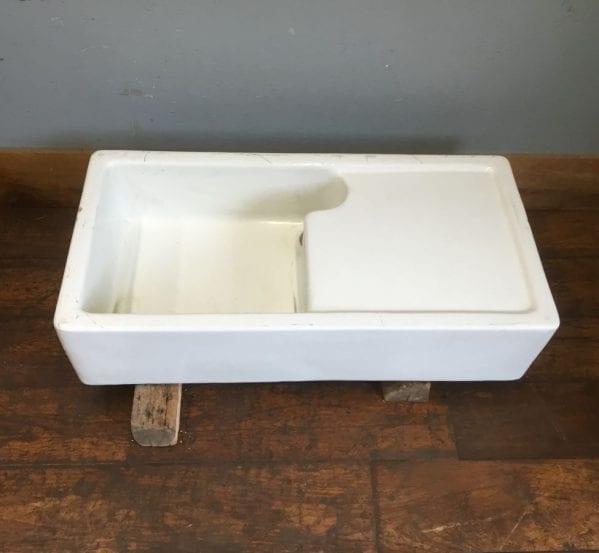 Large Butler Sink & Draining Board