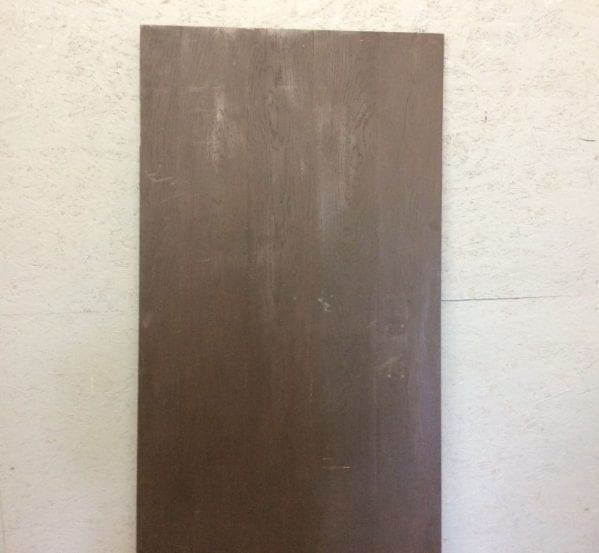 Dark Stained Oak L&B Door
