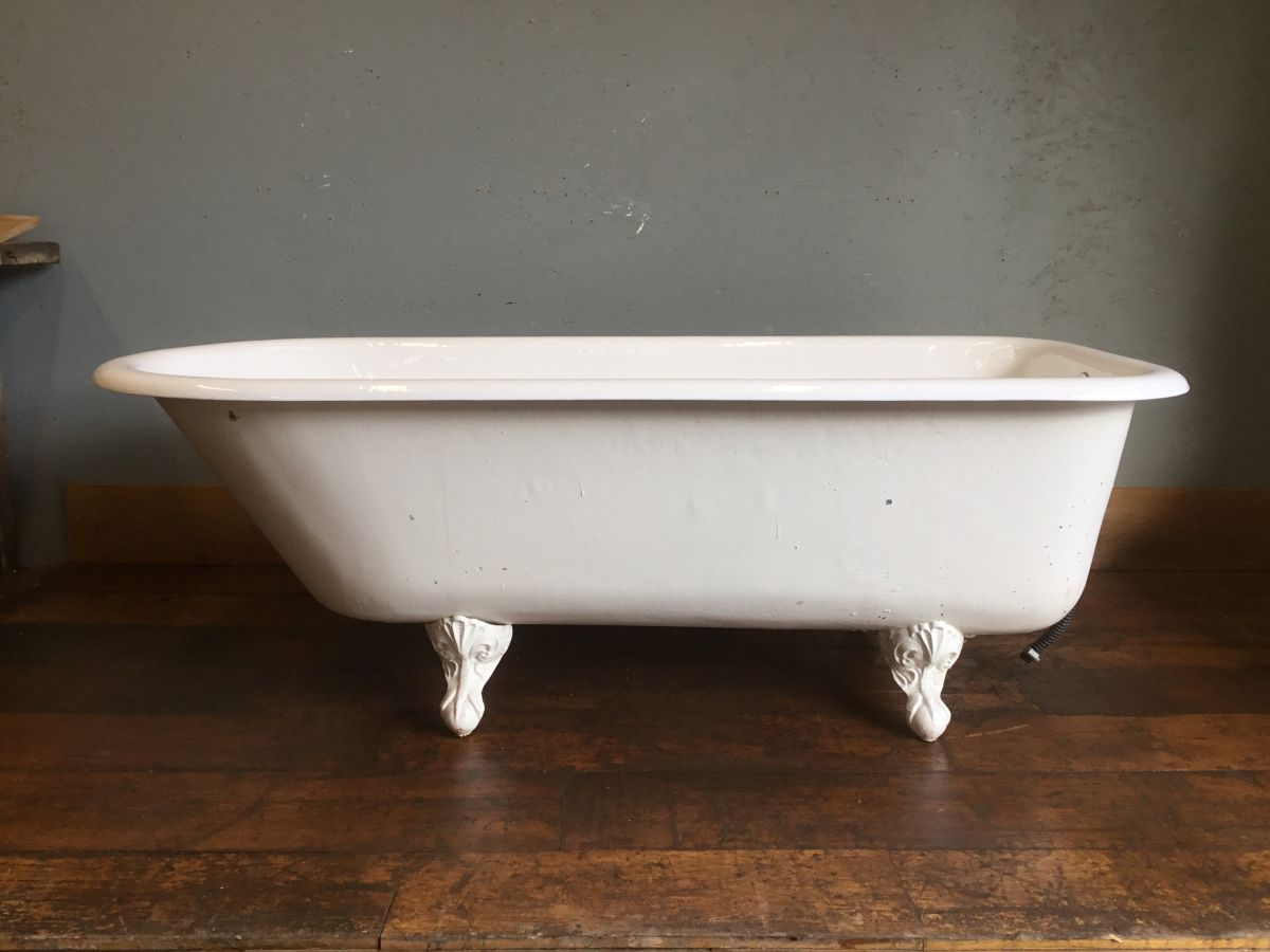 Single Ended Cast Iron Bath