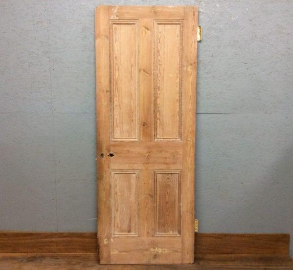 Striped Nice 4 Panelled Door