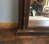 Large Reclaimed Decorative Mirror