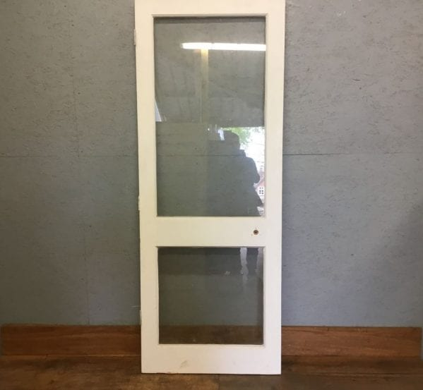 Fully Glazed 2 Panel Internal Door