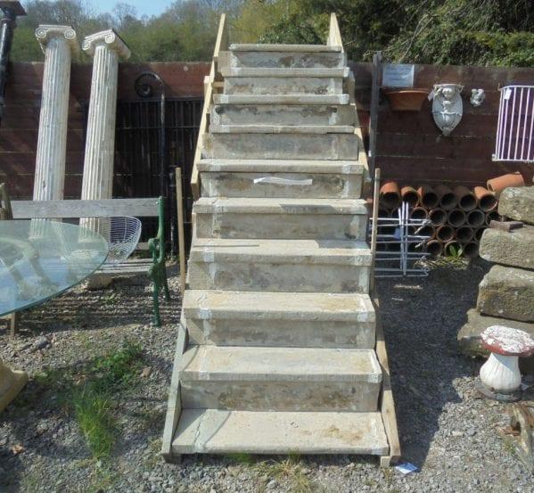 York Stone Staircase