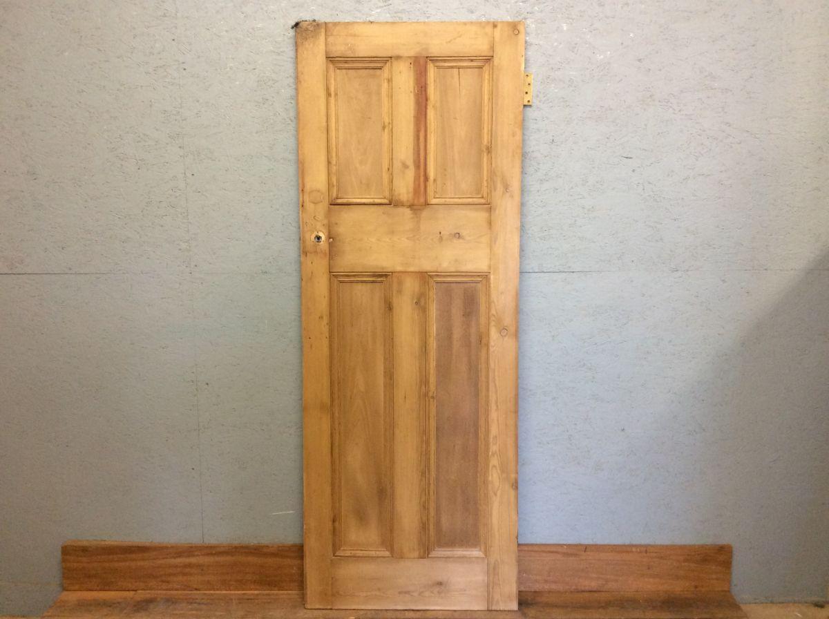 Nice Tall Stripped Door