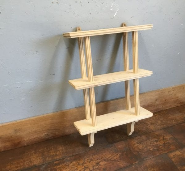 Light Pine Shelving Stack
