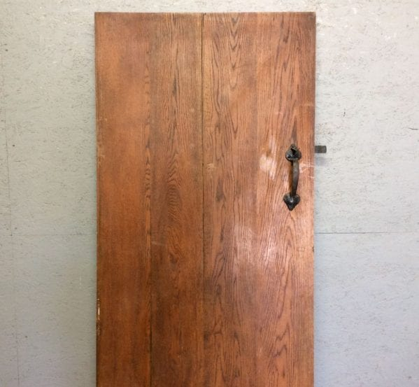 NICE Oak L&B Door (minor crack)