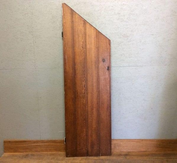 Oak Under-stair Cupboard