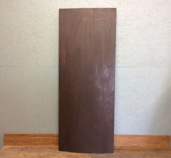 Stained Oak L&B Style Door (bowed)